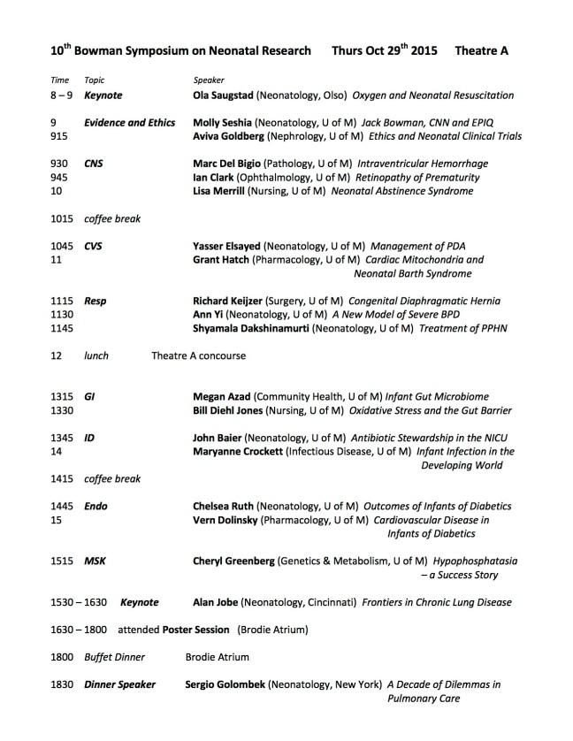 Bowman Symposium Schedule Oct 29 2015 copy